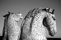 Andy Scott's Kelpies
