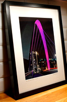 Squinty Bridge £49 framed print