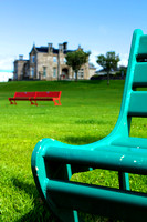Largs benches